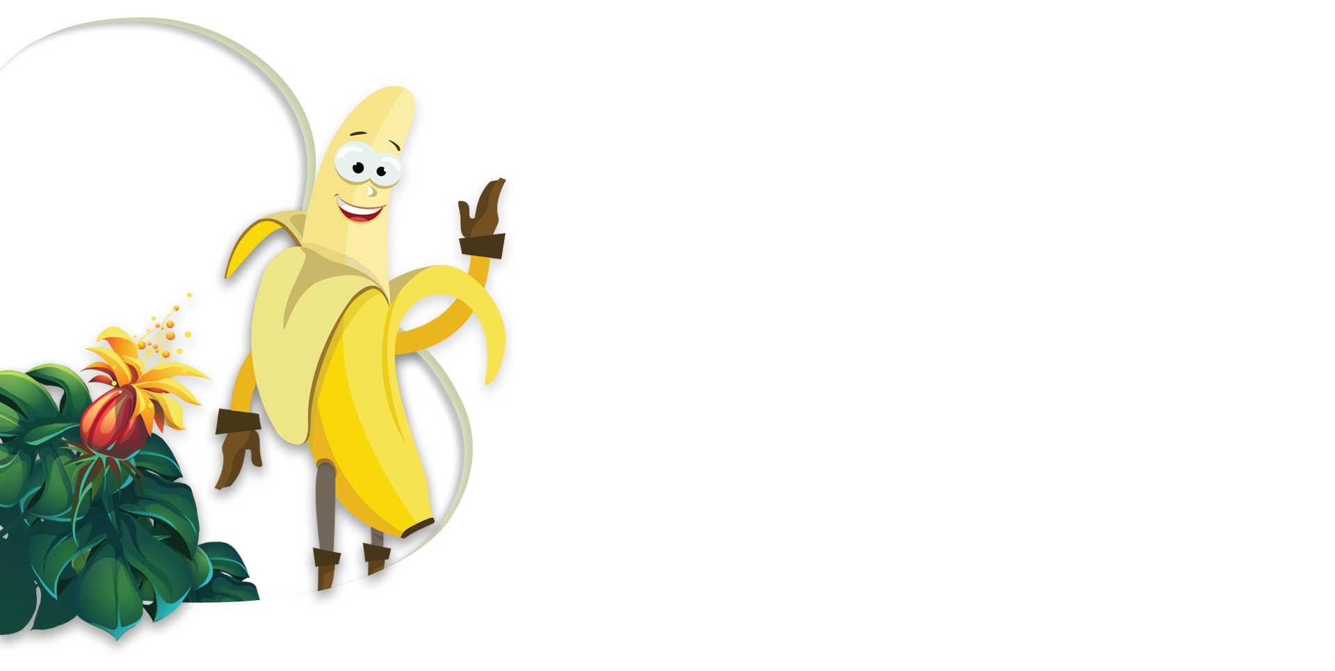 friendly banana