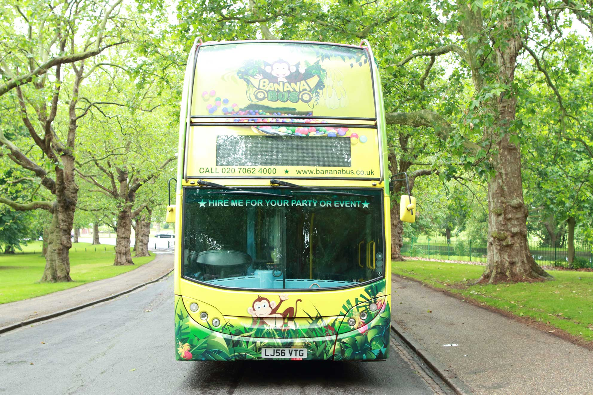 Banana Bus Event